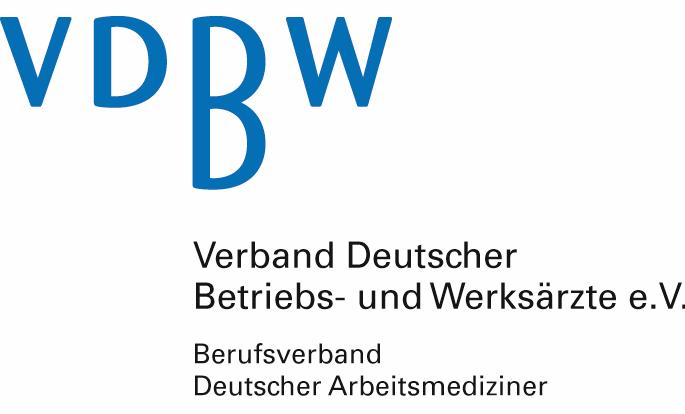 Verband deutscher Betriebs- und Werksärzte <br>BG BAU – Berufsgenossenschaft der Bauwirtschaft